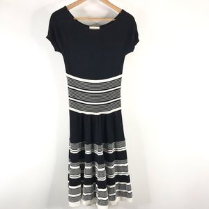 Kate Spade New York Dress Knit Sweater Twirl Swing
